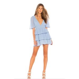 Lovers + FRIENDS Women's Billie Mini Dress.